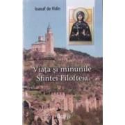 Viata si minunile Sfintei Filofteia - Ioasaf de Vidin