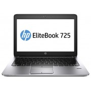 HP Notebook HP EliteBook 725 A8-7100 12.5 4GB/500 HSPA PC, INTL Keyboard US (QWERTY)