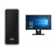 PC de Escritorio DELL Inspiron 3647 - Intel Core i3, 4 GB, 1000 GB, Intel HD Graphics, Windows 10 Home