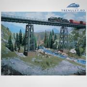 Pod viaduct simplu N, Vollmer 47318