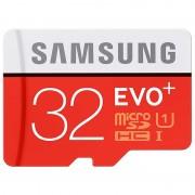 Cartão de Memória MicroSDHC Samsung Evo Plus - 32GB