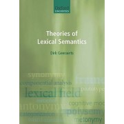 Theories of Lexical Semantics by Dirk Geeraerts