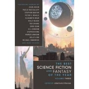 The Best Science Fiction and Fantasy of the Year: v. 3 by Jonathan Strahan