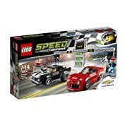 LEGO Speed Champions 75874: Chevrolet Camaro Drag Race