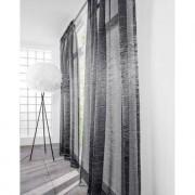 """Vorhang """"Glimmer"""", 1 Vorhang, 142 x 245 cm - Anthrazit"""