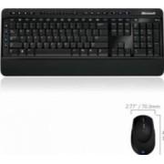 Kit Microsoft Wireless Desktop 3000 BlueTrack Black