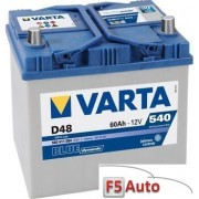 Acumulator VARTA Blue Dynamic 60AH Asia Borna inversa