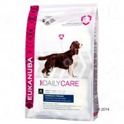EUKANUBA DAILY CARE OVERWEIGT/STERILISED 12,5kg
