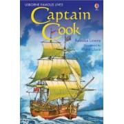 Captain Cook by Rebecca Levene