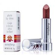 Phyto Lip Shine Ultra Shining Lipstick - # 13 Sheer Beige 3g/0.1oz Фито Блясък за Устни Ултра Блестящо Червило - # 13 Sheer Beige