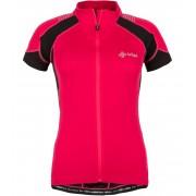KILPI Cyklistický dres FLASH EL0168KIPNK Růžová 34