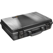 Pelican Waterproof Hard Case - 1490 - Deluxe (Black)