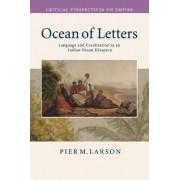 Ocean of Letters by Pier M. Larson