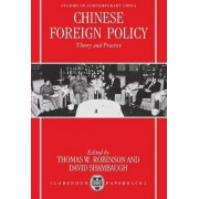 Chinese Foreign Policy by Thomas W. Robinson