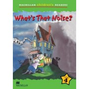 What's That Noise? by Jade Michaels