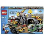 Toy / Game Amazing LEGO City 4204 The Mine With Articulated Cab, Rotating Cabin, Moving Arm (Lowering Shovel) by 4KIDS