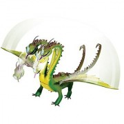Dreamworks Dragons Action Dragon Figure Barf & Belch Zippleback (Discontinued by manufacturer)