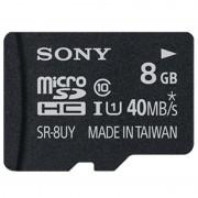 Cartão de Memória SDHC - Sony SR-8UYA - 8GB