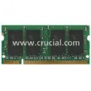 Crucial CL5 Mémoire RAM DDR2 1 Go (2 x 512 Mo) PC2-5300 667 MHz