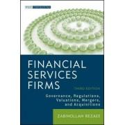 Financial Services Firms by Zabihollah Rezaee