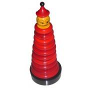 Kido Toys Red Ring Joker - Stack the rings