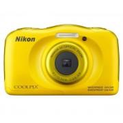 Nikon Coolpix W100 (żółty) - Raty 20 x 29,95 zł - odbierz w sklepie!