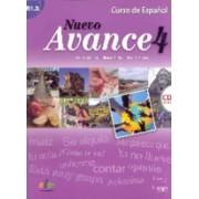 Nuevo Avance 4 Student Book + CD B1.2 by Concha Moreno