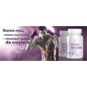Power Booster (Natural HGH Support) - stimuleaza secretia hormonului de crestere