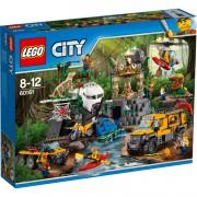 City - Jungle onderzoekslocatie