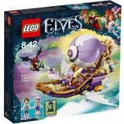 Конструктор Лего Елфи - Въздушният кораб на Aira и преследване за амулета - LEGO Elves, 41184