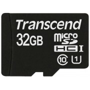 TRANSCEND TS32GUSDCU1 Micro SD 32 GB, Class 10, 400X