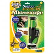 Aventuri in Aer Liber - Microscop Brainstorm Toys E2014