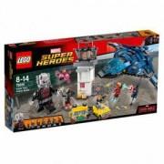 Конструктор ЛЕГО СУПЕР ХИРОУС - Битка на супергерои на летището, LEGO Super Heroes, 76051
