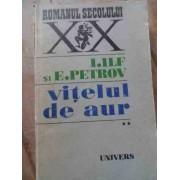 Vitelul De Aur - I.ilf E. Petrov