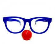 Mega brýle s blikajícím nosem