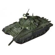 modelcollect as72029 montado Modelo Soviet Army T de 64bv MAIN Battle Tank 1985