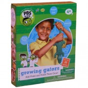 Be Amazing Growing Toys Gators Science Experiment Kits