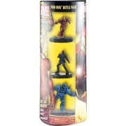 Neca HeroClix Marvel Classic Iron Man Armor Wars Battle Pack: Iron Man Vs Iron Mongor
