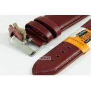 Pasek skórzany do zegarka - Diloy 302EA.30.4 - 30mm