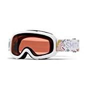 Smith Kids' Gambler Air Goggles, White Fairytale
