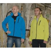 SHER-WOOD LIGHT SOFTSHELL JACKET SR HOKEJOVÁ BUNDA MODRÁ L