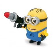 Despicable Me 2 Minion Dave With Rocket Launcher Action Figure