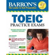 Toeic Practice Exams with MP3 CD by Lin Lougheed