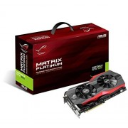 Asus ROG MATRIX-GTX980-P-4GD5 Scheda Grafica con motore grafico NVIDIA GeForce GTX 980, Nero/Rosso