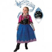 Детски карнавален костюм Anna Frozen, 2 налични размера, Rubies, 610364