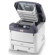 Imprimanta laser color OKI C711dn, A4, 34 ppm, Duplex, Retea