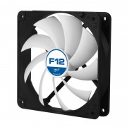 """FAN FOR CASE ARCTIC """"F12"""" 120x120x25 mm, low noise FD bearing (AFACO-12000-GBA01)"""