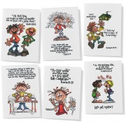 Friendship Package - (Assortment of 8 Friendship Cards)