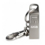 Strontium AMMO Silver 32GB USB Flash Drive with FREE Key Chain