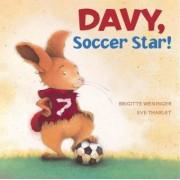 Davy, Soccer Star! by Brigitte Weninger